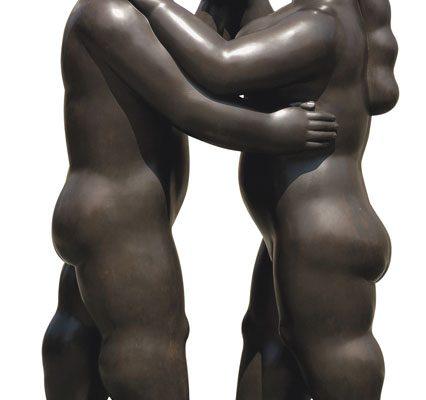 Fernando Botero - Dancers