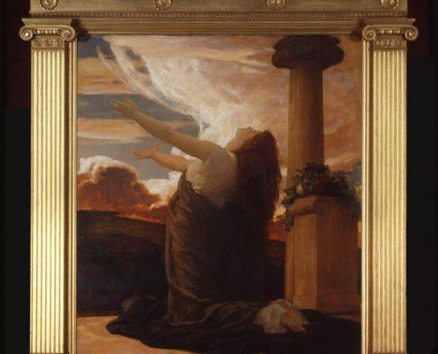 Lord Frederic Leighton - Clytie