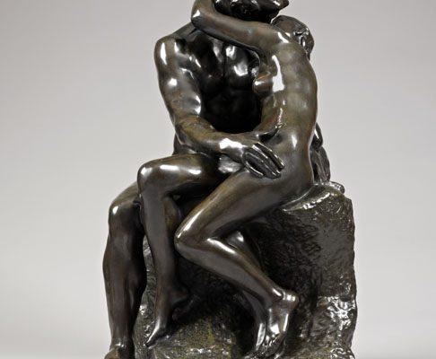 Auguste Rodin - Le Baiser
